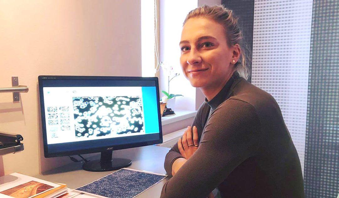 Plavkyně Barbora Závadová vyhledala naše služby