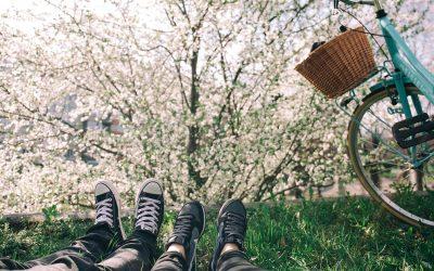 Jarní očista organismu a nově i mysli