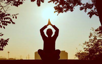 Meditace čaker